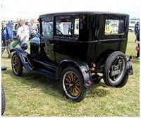 Modelo T del 1925