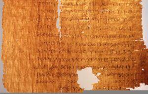 Papyrus de Judas