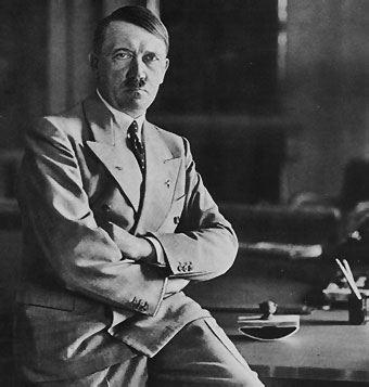 Frases de Adolfo Hitler!!
