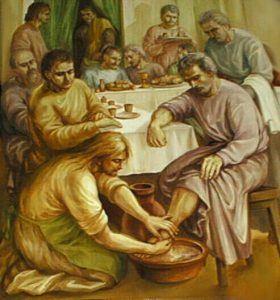 ultimaCena 280x300 Ritual del Jueves Santo