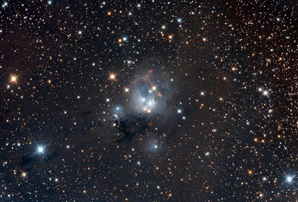 Resultado de imagen de La sustancia cósmica que inunda el Universo