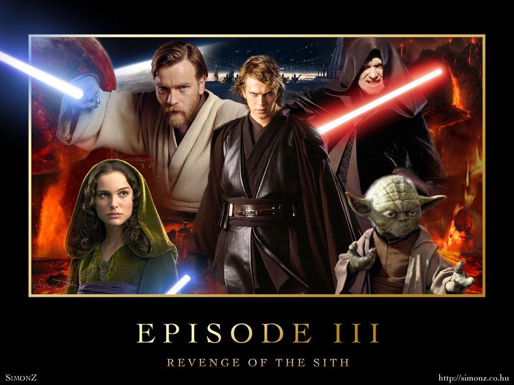 STAR WARS Saga ---- La-venganza-de-los-Sith