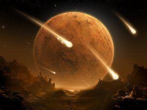 Lluvia-de-meteoritos