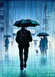 paraguas emocional