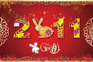 the rabbit year 2011 wallpaper set 13 300x200 Horóscopo chino 2011