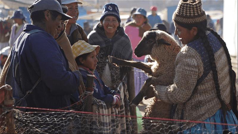 Domingo de Ramos - Bolivia