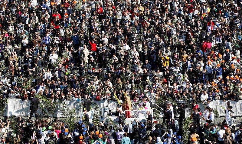 Domingo de Ramos - Vaticano