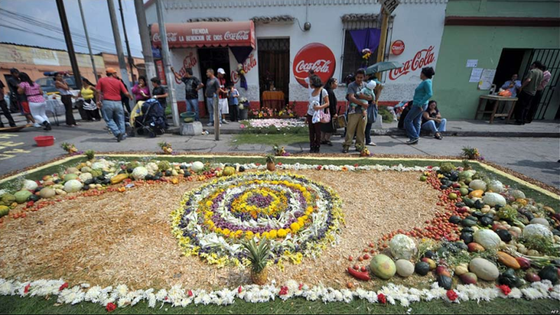 Gomingo de Ramos - Guatemala