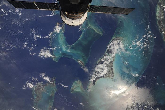 Desde el espacio