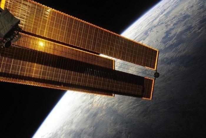 Vista desde el satelite