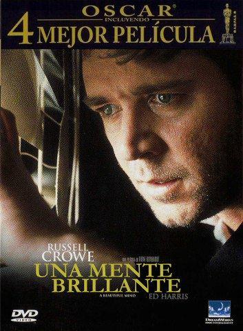 Una.Mente .Brillante.Portada Una mente Brillante (2001) DVDrip *Audio Latino* 1 Link