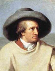 Goethe 234x300 Johann Wolfgang von Goethe