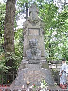 Fyodor Dostoyevsky - Lapida