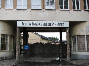 Oskar Schindler fabrica de cracovia