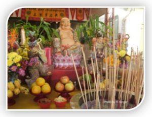 Buda - Cocinando