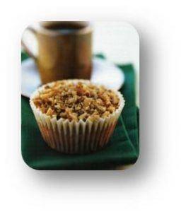 Muffins de Miel y Canela - Cocinando