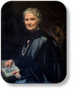 Maria Montessori | Moonmentum