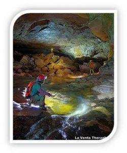 cueva 250x300 La deslumbrante cueva hallada en Venezuela