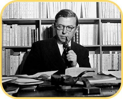 Jean Paul Sartre escritor