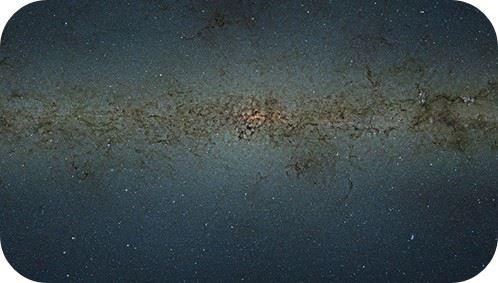 Nucleo de la galaxia