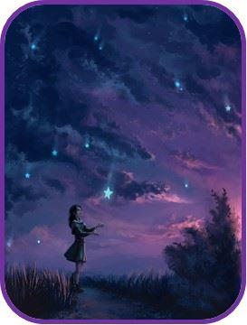 observa las estrellas