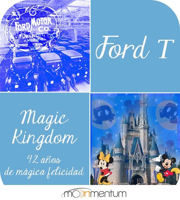 Ford y Magic Kigdom