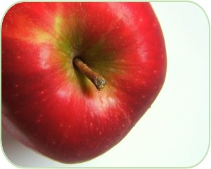 Manzana roja- red apple