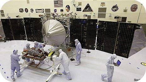 NASA- EXPEDICION A MARTE