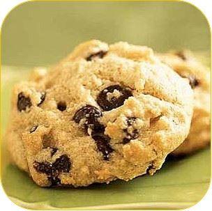 galletas de avena con chocochips