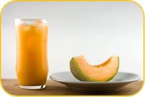 jugo de melon