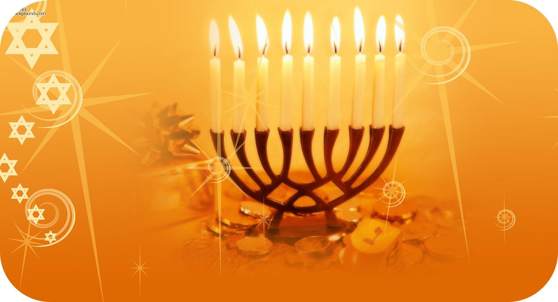 Feliz Hanukkah