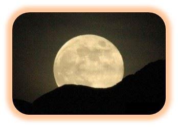 Luna llena del castor