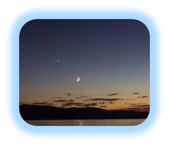 Spica y la Luna