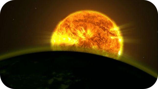 Hubble- agua en 5 planetas