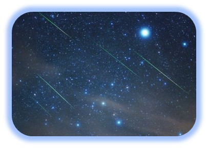 Lluvia de estrellas las gemindias