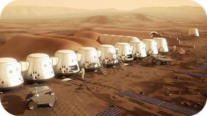 expedicion de Marte